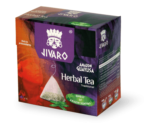 Jivaro Herbal Tea