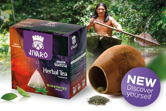 Guayusa Tea Jivaro