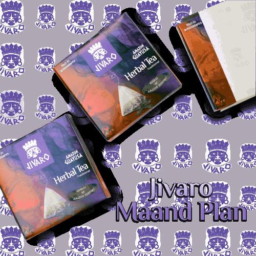 Jivaro guayusa thee tea